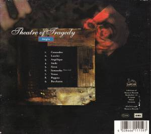 Theatre Of Tragedy: Aégis (CD) - Bild 2