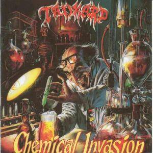 Tankard: Chemical Invasion - Cover
