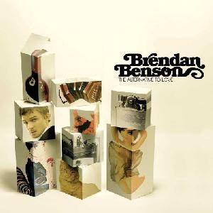 Cover - Brendan Benson: Alternative To Love, The