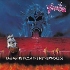 Thanatos: Emerging From The Netherworlds - Cover
