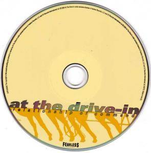 At The Drive-In: Relationship Of Command (CD) - Bild 3
