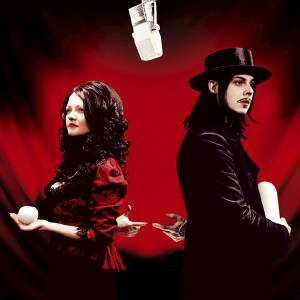 The White Stripes: Get Behind Me Satan - Cover