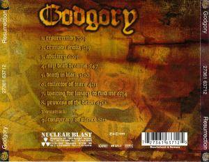 Godgory: Resurrection (CD) - Bild 3