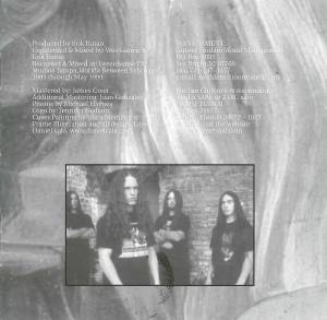 Hate Eternal: Conquering The Throne (CD) - Bild 2