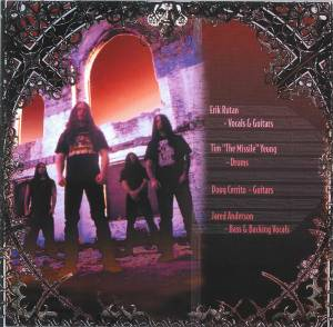 Hate Eternal: Conquering The Throne (CD) - Bild 3
