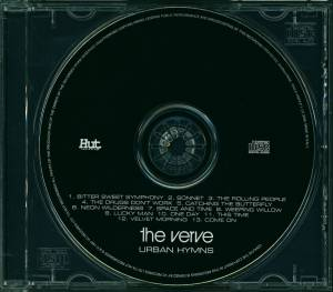 The Verve: Urban Hymns (CD) - Bild 5