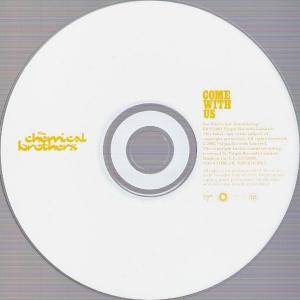 The Chemical Brothers: Come With Us (CD) - Bild 2