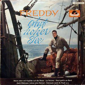 Cover - Freddy: Auf Hoher See
