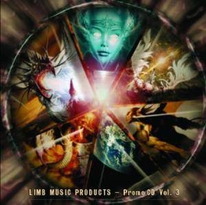 Cover - Human Fortress: Limb Music Products - Promo CD Vol. 3