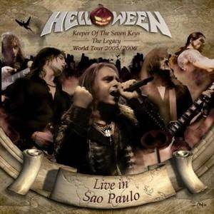 Helloween: Keeper Of The Seven Keys - The Legacy World Tour 2005/2006 - Live In Sao Paulo (2-CD) - Bild 1