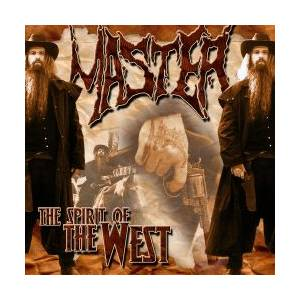 Master: Spirit Of The West, The - Cover