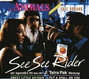 Eric Burdon & The Animals: See See Rider - Cover