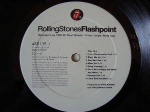 The Rolling Stones: Flashpoint (LP) - Bild 3