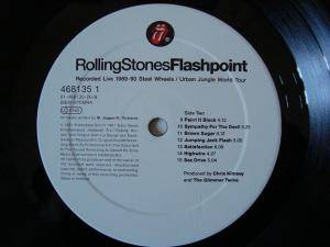 The Rolling Stones: Flashpoint (LP) - Bild 4