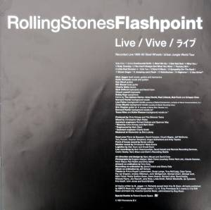 The Rolling Stones: Flashpoint (LP) - Bild 5