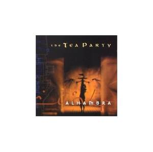 Cover - Tea Party, The: Alhambra