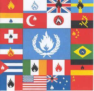 Cover - Stiff Little Fingers: Flags And Emblems