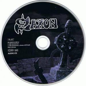 Saxon: The Inner Sanctum (CD + DVD) - Bild 4