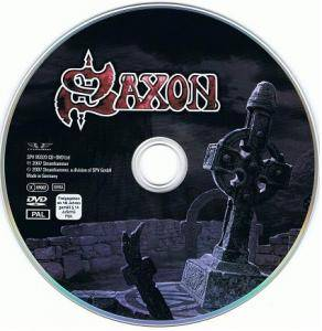 Saxon: The Inner Sanctum (CD + DVD) - Bild 5