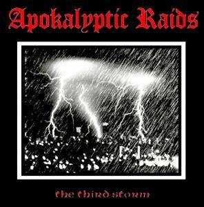 Apokalyptic Raids: Third Storm, The - Cover