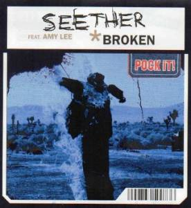 Cover - Seether: Broken