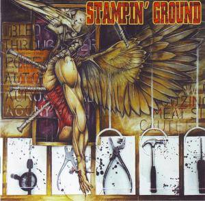 Cover - Stampin' Ground: Expression Of Repressed Violence, An