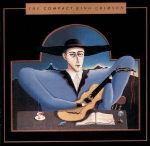 King Crimson: Compact King Crimson, The - Cover