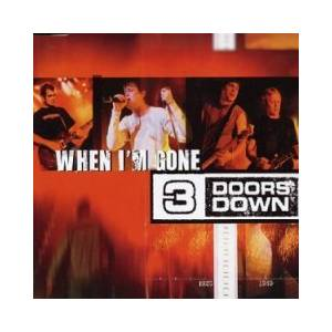 3 Doors Down: When I'm Gone - Cover