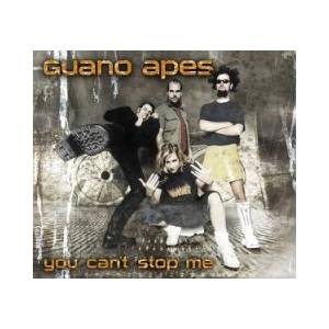 Guano Apes: You Can't Stop Me - Cover