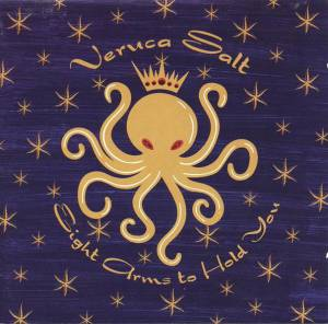 Veruca Salt: Eight Arms To Hold You - Cover
