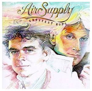 Air Supply: Greatest Hits - Cover