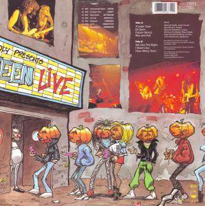 Helloween: Live In The U.K. (LP) - Bild 2