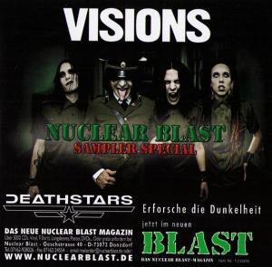 Nuclear Blast Sampler Special - Cover