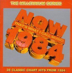 NOW That's What I Call Music! 1984 - Millennium Series [UK Series] - Cover