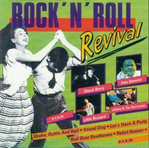 Rock'n'Roll Revival - Cover