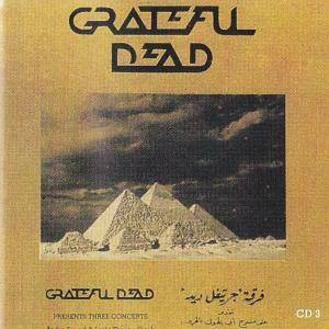 Cover - Grateful Dead: From Egypt With Love