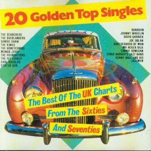 Cover - Ivy League, The: 20 Golden Top Singles