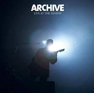 Archive: Live At The Zenith - Cover