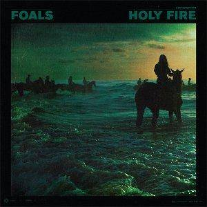 Foals: Holy Fire - Cover