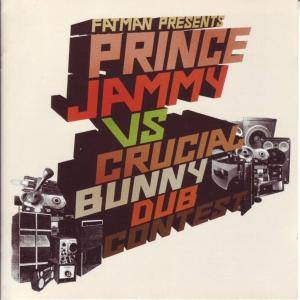 Cover - Prince Jammy: Fat Man Dub Contest