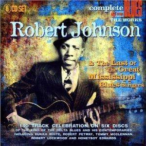 Cover - Robert Lockwood Jr.: Robert Johnson & The Last Of The Great Mississippi Blues Singers