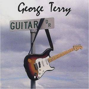 Cover - George Terry: Guitar Drive