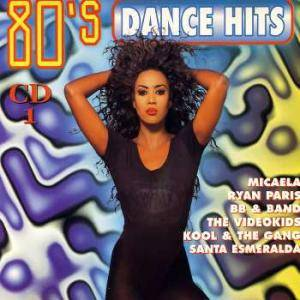 Cover - Video: 80's Dance Hits