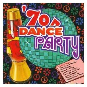 Cover - Jaggerz, The: '70s Dance Party