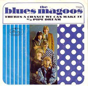 The Blues Magoos: There's A Chance We Can Make It - Cover
