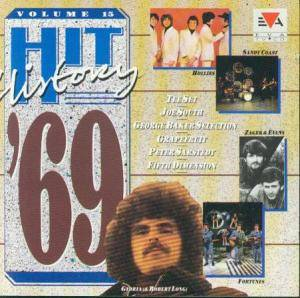 Cover - Unit Gloria: Hit History Vol. 15 - 1969