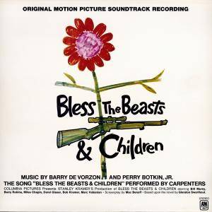 Cover - Carpenters, The: Bless The Beasts & Children