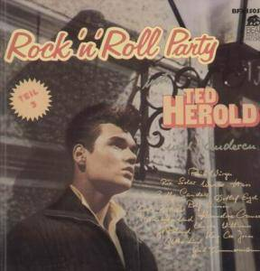Cover - Ted Herold: Rock 'n' Roll Party Teil 3