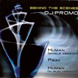 Cover - Behind The Scenes: DJ-Promo
