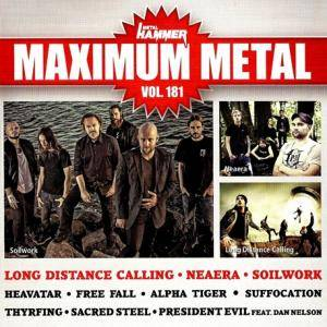 Metal Hammer - Maximum Metal Vol. 181 (CD) - Bild 1